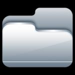 A pasta Aberta Silver Icon