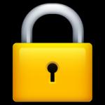 ícone de cadeado