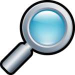 ícone de LUPA