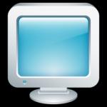 ícone monitor