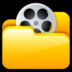 MEUS vídeos de ícone