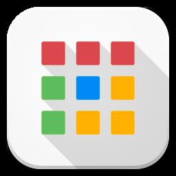 Aplicativos Google Chrome app list Icon - ico,png,icns,Ícones download