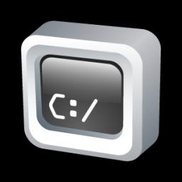 Icone Do Prompt De Comando Ico Png Icns Icones Download