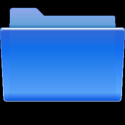 Blue Files In Windows Folder 112