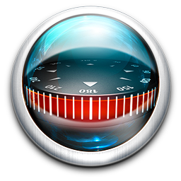 Gyroscopic icon