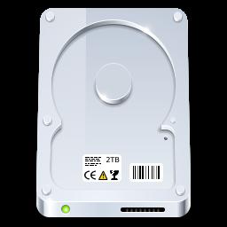 Hard Disk Default icon