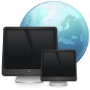 Network Connection Control Panel icon